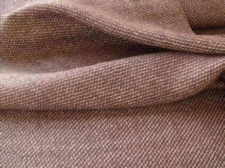 Burgundy Pure New Wool Fancy Tweed  2.4 m